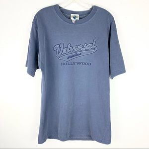 Vintage Universal Studios Hollywood Blue Tee